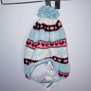 NEW Gymboree Sweater Hat Size 2T 3T 4T 5T